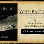 Why Baptist